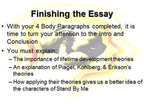 Essay on psychodynamic theory